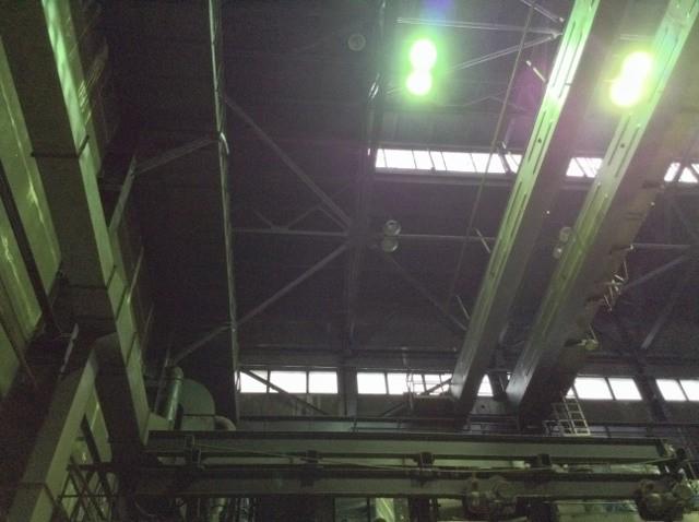 Промышленная очистка здания