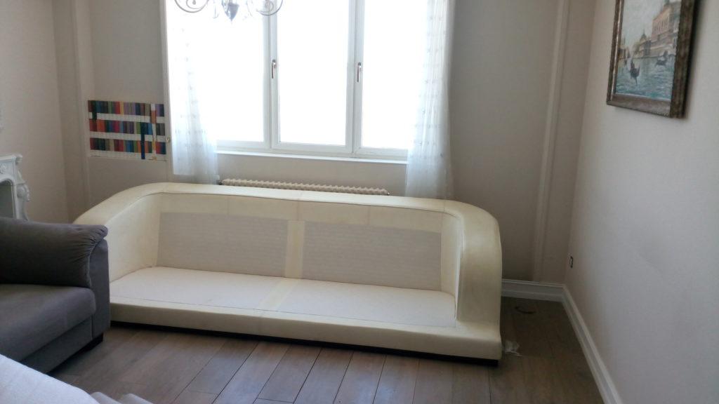 Подъём дивана