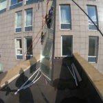 Установка стеклопакетов